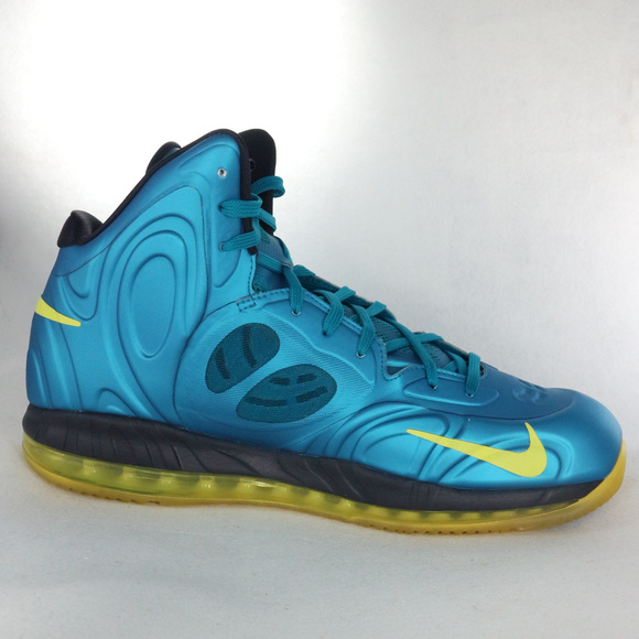 NIKE Air Max Hyperposite Tropical Teal Sonic Shoes